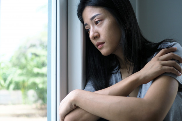 Behavioral changes in a person who has personality disorder